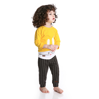 لباس کودک خرگوش زرد برند Tiktak