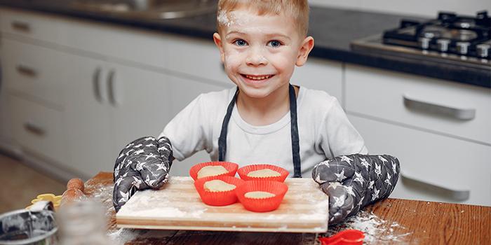 آشپز پسر