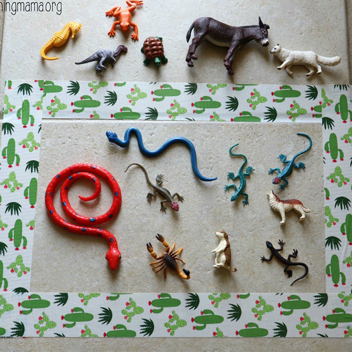 بازی حیوانات