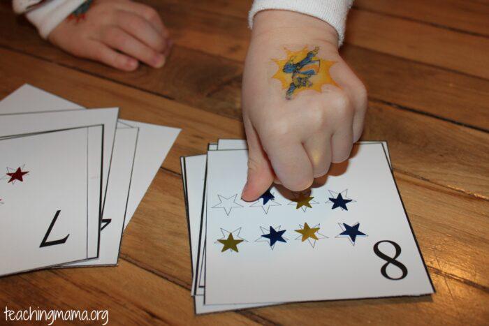 بازی کارت ستاره