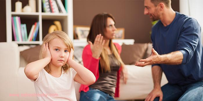 از کجا بفهمم برای بچه ام مادر یا پدر خوبی هستم؟