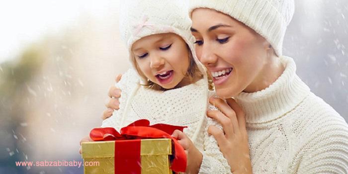 هدیه دادن به کودکان