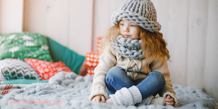 لباس کودک مناسب پاییز