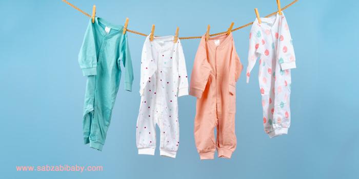 انتخاب رنگ لباس نوزاد بر اساس جنسیت