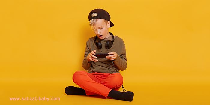 آسیب های تلویزیون و اسمارت فون ها برای کودکان