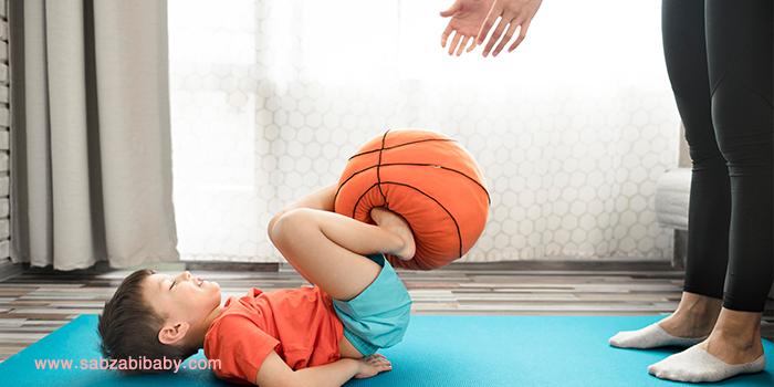 بهترین ورزش برای کودکان زیر 2 سال