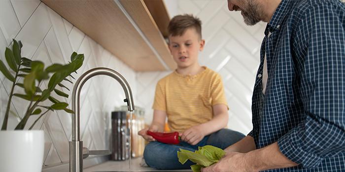 10 روش برای مسئولیت پذیر کردن فرزندان