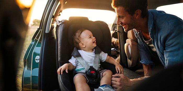 هیجان سفر با کودک را از دست ندهید