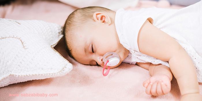 پستانک دادن به نوزاد مضر است؟