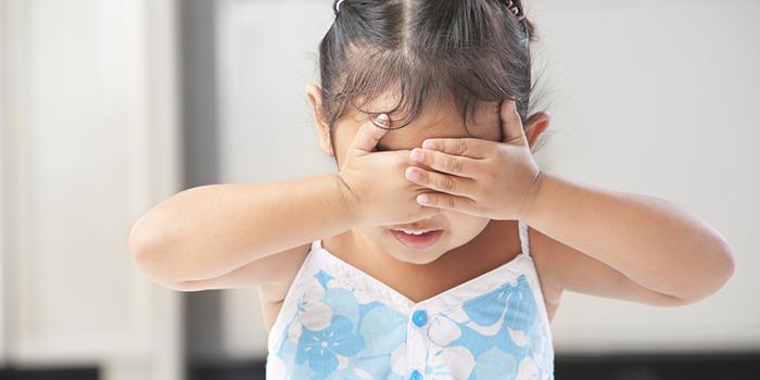 خجالتی و کم رویی کودکان