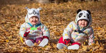 لباس بچه دوقلو یکسان باشد یا خیر؟