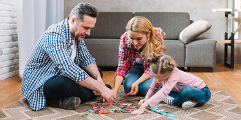 برای کودک زیر سه سال پازل و جورچین چی بخریم؟