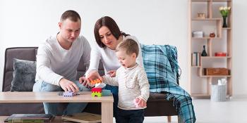 چقدر با کودک خود وقت می گذرانید؟