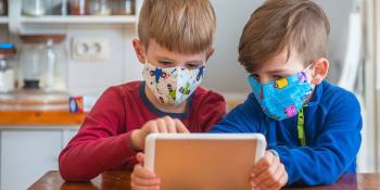 بررسی کرونا ویروس و کودکان