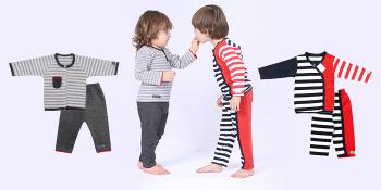 دلایل اهمیت رنگ در لباس کودکان