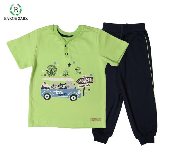 اتوبوس سبز